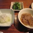 【小料理屋:卯め】 (小鉢三品セット)