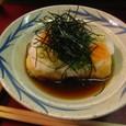 【割烹:星輝】 (揚げ出し豆腐)1