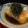 【割烹:星輝】 (揚げ出し豆腐)2