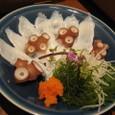 【居酒屋:鹿島屋】 (Sashimi)