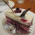 【デザートカフェ:アルファカーメル】 (Cassis&Yoghurt)