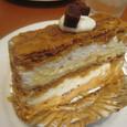 【デザートカフェ:アルファカーメル】 (Mille-feuille)