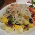 【フレンチ:野菜畑】 (ニース風サラダ)