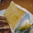 【シフォンケーキ:ラ・ファミーユ】 1-2.(オレンジのシフォンケーキ)