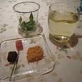 【リストランテ:ボリーチェ】 6.(食後のお茶)