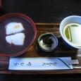 【和菓子屋/甘味処:竹むら(竹邑)】 (御ぜんしるこ)