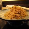 【創作小皿料理:銀漢亭】 (ちりめん山椒)