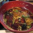 【銀なべ関西天ぷら:みや川】 (赤出汁)